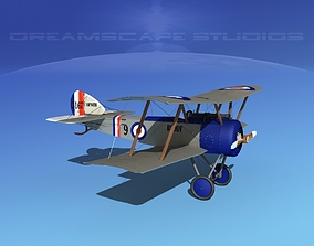 Sopwith Pup Fighter 3D