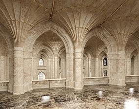 grand 3D Classical Historic Interior 322