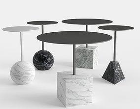3D Knockout Lounge Tables