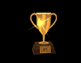 Cup Power Up 3D model