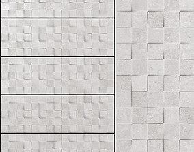 Keros Cartago Cubik Gris 3D
