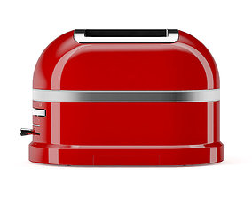 Red Toaster 3D