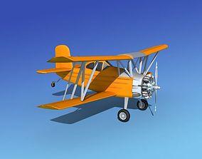 Grumman G-164 AgCat V07 3D model