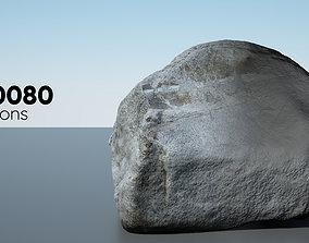 Rock - 05 3D model