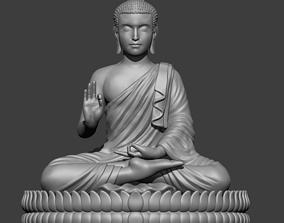Buddha Lotus for 3D Printing