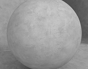 3D covering Materials seamless - beton plaster concrete