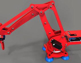 3D printable model U-arm