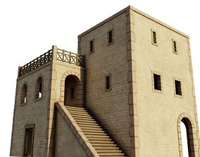 3D model Modest Apartment