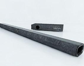 TSCO Sound Bar 2027 60 W 120cm 3D model
