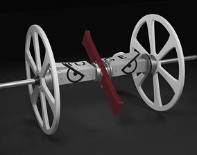 BATTLEBOT HUGE 3D model