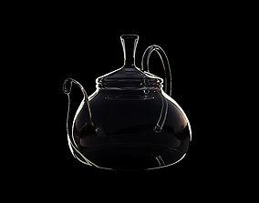 3D household Teapot