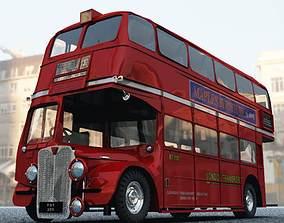 Bus London Vue 3D