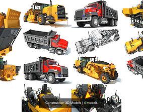 Construction 3D Models