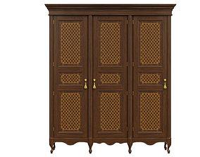 classic cabinet 03 08 3D model