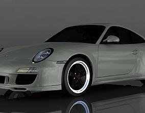 Porsche 911 3D asset