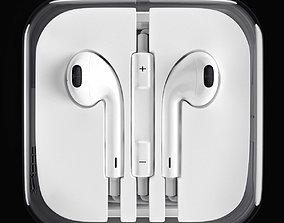 Apple EarPods 3D