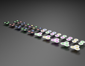 Simple - Dimple 3d model