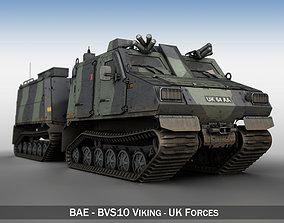 BVS10 Viking - UK Forces 3D model