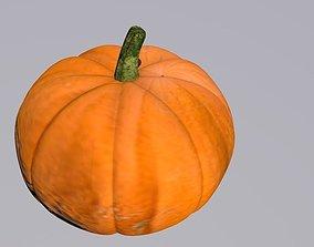 Pumpkin 3D animated