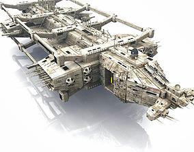 CDF Xenon Heavy Freighter 3D
