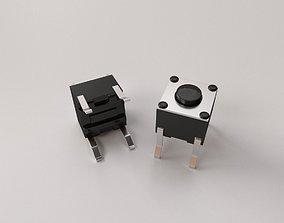 3D model Tactile Push Button