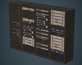 3D model Server 3B