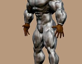 Alpha Armor 3D model