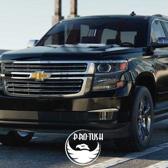 Chevrolet Tahoe Hybrid 2015