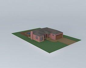 Ranch House 3D