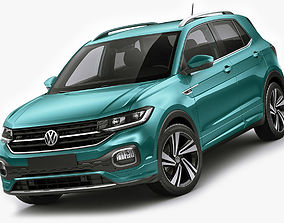 3D VW T-cross 2019