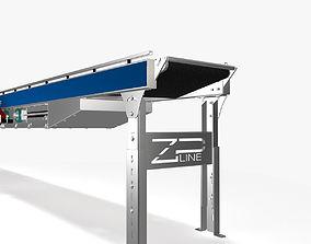 3D Conveyor - Zipline BRBAC