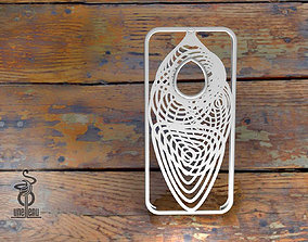 3D print model Cocoon iphone 5 case