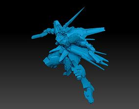 3D printable model Gundam Vidar