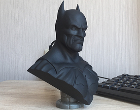 Batman Bust sculptures 3D print model