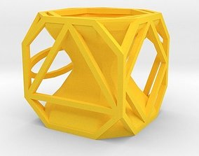 Dice 3D printable model toys casino