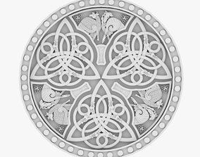 Celtic Ornament 10 3D