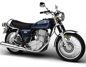 Yamaha SR400 2015 3D
