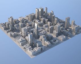 City 3D Models | CGTrader