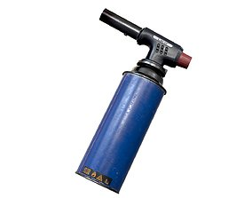 3D model Propane Buthane Blowtorch AAA Game Ready Asset