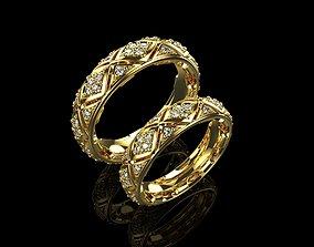 3D print model Wedding Ring 2