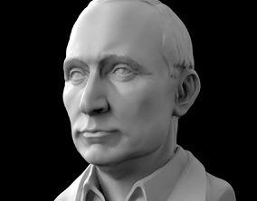 Putin for 3D printing art
