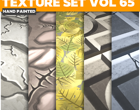 Mix Vol 65 - Game PBR Textures 3D asset