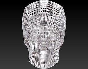 Skull study 1 3D print model