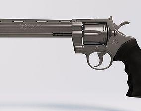 3D model Colt Python