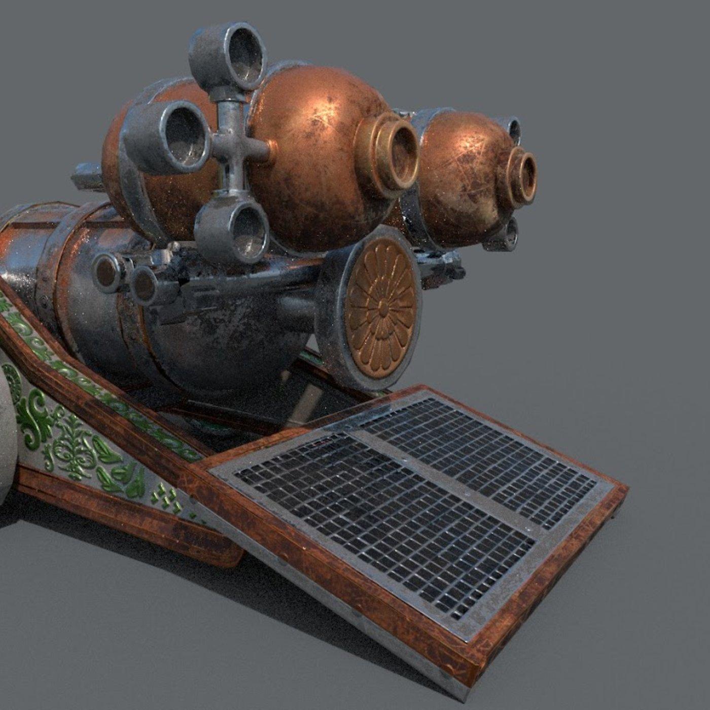 Vinatge canon