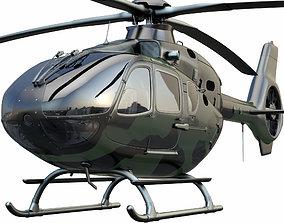 3D EC 135 military