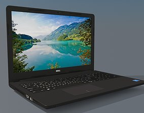 game-ready dell inspiron 3552 notebook 3D