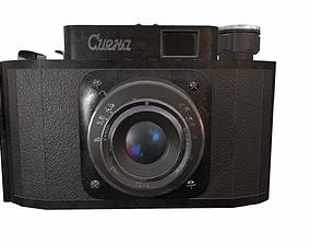 3D asset Camera Smena