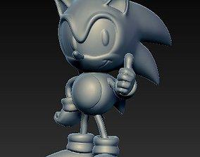 3D print model SONIC