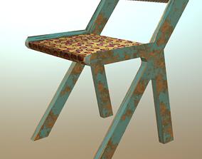 3D asset chair007
